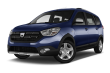 DACIA LODGY TCe 100 FAP 5 places - 2020 Essentiel