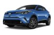 TOYOTA C-HR 1.2T 2WD Edition