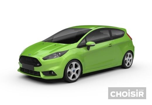 ford fiesta st 1 6 ecoboost 200 st200   prix  consommation