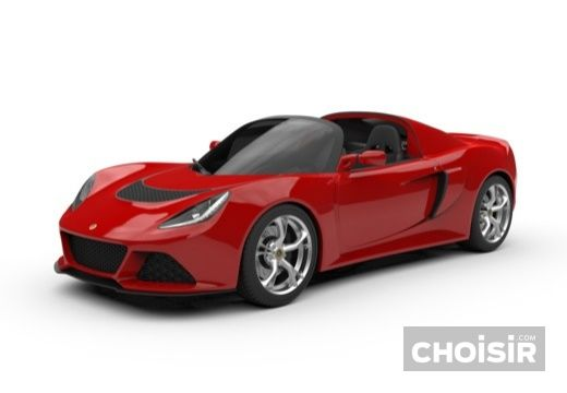 LOTUS EXIGE ROADSTER 3.5i 350 ch Sport 350 A