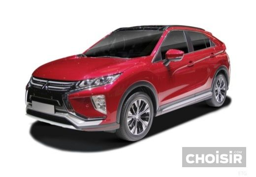 MITSUBISHI ECLIPSE CROSS 1.5 MIVEC 163 CVT 2WD Instyle