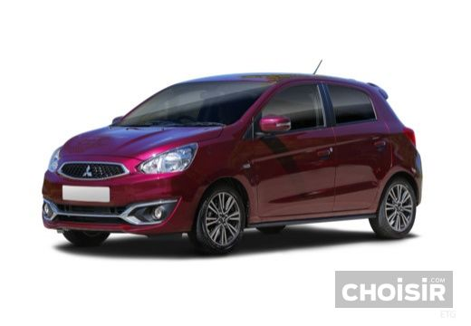 MITSUBISHI SPACE STAR 1.2 MIVEC 80 AS&G CVT Black Collection