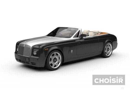 ROLLS ROYCE PHANTOM CONVERTIBLE 6.75 V12 460ch Drophead Coupé BA