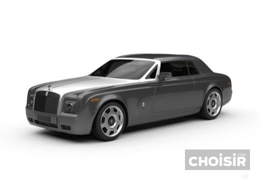 ROLLS ROYCE PHANTOM COUPE 6.75 V12 460ch Coupé BA