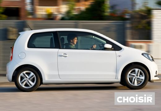 SEAT MII 1.0 60 ch Reference