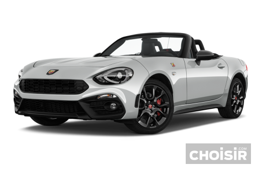 abarth 124 spider 1 4 turbo 170 ch bva6 turismo prix consommation caract ristiques choisir. Black Bedroom Furniture Sets. Home Design Ideas