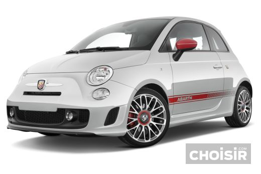 abarth 500 abarth 1 4 turbo 16v t jet 135 ch prix consommation caract ristiques. Black Bedroom Furniture Sets. Home Design Ideas