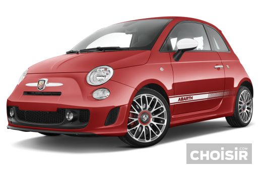 abarth 500 abarth 1 4 turbo 16v t jet 140 ch prix consommation caract ristiques. Black Bedroom Furniture Sets. Home Design Ideas