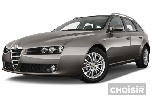 alfa romeo 159 sportwagon 1 8 mpi sport prix consommation caract ristiques. Black Bedroom Furniture Sets. Home Design Ideas