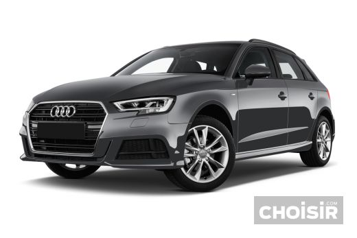 audi a3 sportback 2 0 tfsi 190 s tronic 7 design luxe. Black Bedroom Furniture Sets. Home Design Ideas