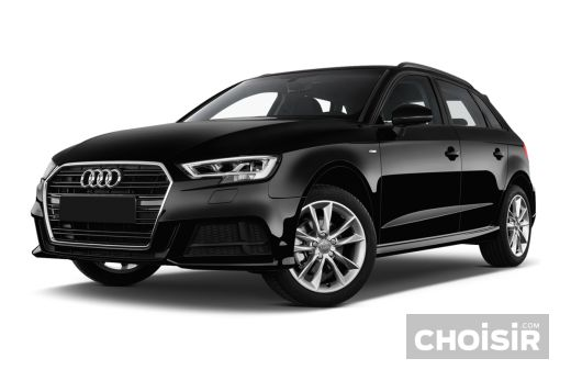 audi a3 sportback 2 0 tfsi 190 s tronic 7 quattro design luxe prix consommation. Black Bedroom Furniture Sets. Home Design Ideas