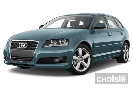AUDI A3 SPORTBACK 1.4 TFSI 125 Attraction