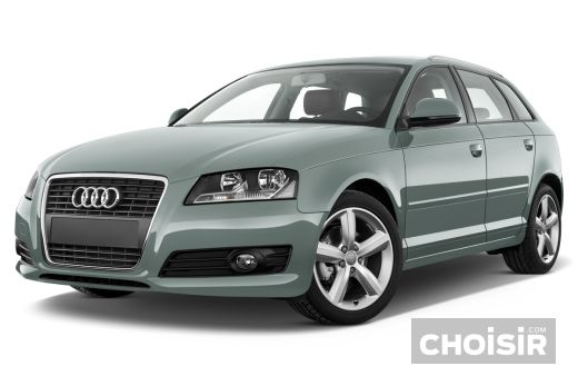 AUDI A3 SPORTBACK 1.6 102 Attraction S tronic