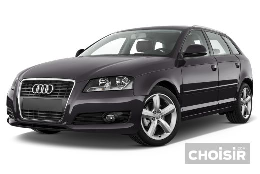 AUDI A3 SPORTBACK 1.9 TDI 105 DPF Attraction