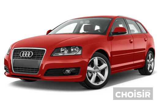AUDI A3 SPORTBACK 2.0 TDI 140 DPF Attraction