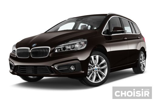 bmw serie 2 gran tourer 216i 102 ch lounge prix consommation caract ristiques. Black Bedroom Furniture Sets. Home Design Ideas