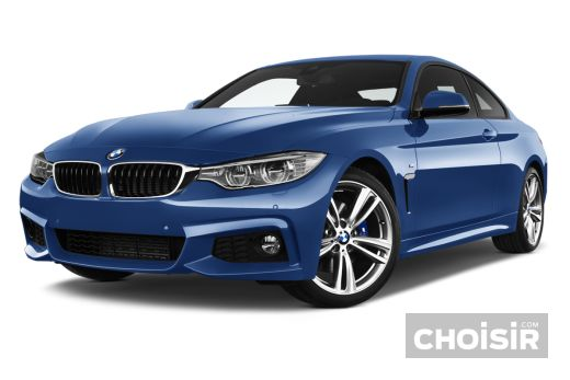 bmw serie 4 coupe 440i 326 ch m sport prix consommation caract ristiques. Black Bedroom Furniture Sets. Home Design Ideas