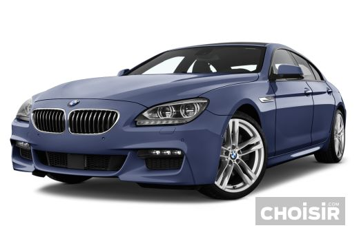 bmw serie 6 gran coupe 640d 313ch xdrive exclusive. Black Bedroom Furniture Sets. Home Design Ideas