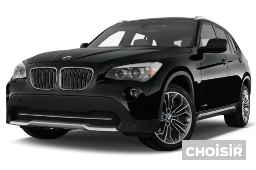 bmw x1 sdrive 18i 150 ch premi re prix consommation caract ristiques. Black Bedroom Furniture Sets. Home Design Ideas