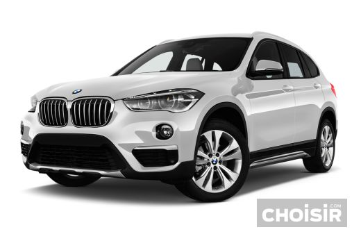 bmw x1 sdrive 18i 140 ch dkg7 lounge prix consommation. Black Bedroom Furniture Sets. Home Design Ideas