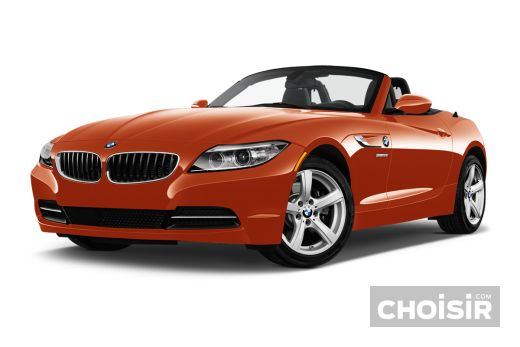 bmw z4 sdrive 20i 184ch lounge prix consommation caract ristiques. Black Bedroom Furniture Sets. Home Design Ideas