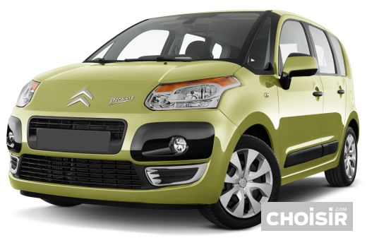 citroen c3 picasso hdi 90 collection prix consommation caract ristiques. Black Bedroom Furniture Sets. Home Design Ideas