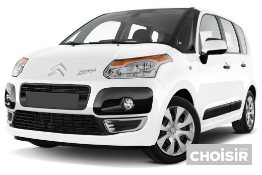 citroen c3 picasso hdi 90 airdream attraction prix consommation caract ristiques. Black Bedroom Furniture Sets. Home Design Ideas