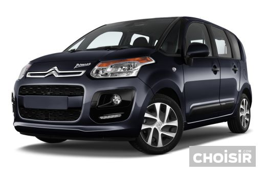 citroen c3 picasso hdi 90 confort prix consommation caract ristiques. Black Bedroom Furniture Sets. Home Design Ideas