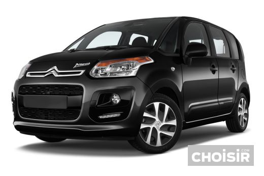 citroen c3 picasso bluehdi 100 exclusive prix consommation caract ristiques. Black Bedroom Furniture Sets. Home Design Ideas