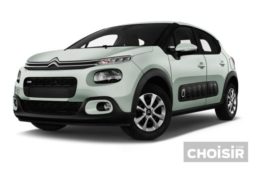 citroen c3 puretech 82 feel edition prix consommation caract ristiques. Black Bedroom Furniture Sets. Home Design Ideas