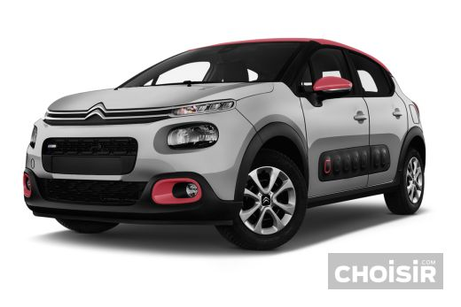 citroen c3 puretech 82 collection prix consommation caract ristiques. Black Bedroom Furniture Sets. Home Design Ideas