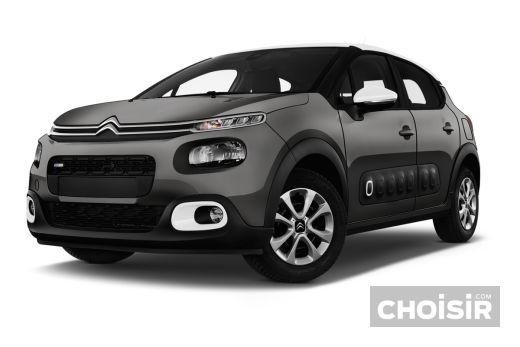 citroen c3 puretech 82 exclusive prix consommation caract ristiques. Black Bedroom Furniture Sets. Home Design Ideas