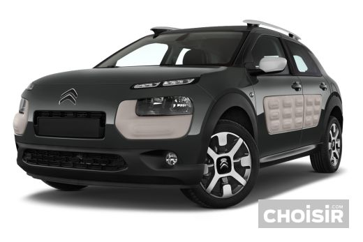 citroen c4 cactus puretech 82 live prix consommation caract ristiques. Black Bedroom Furniture Sets. Home Design Ideas