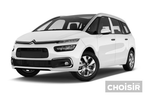 citroen grand c4 picasso bluehdi 150 s s eat6 shine prix consommation caract ristiques. Black Bedroom Furniture Sets. Home Design Ideas
