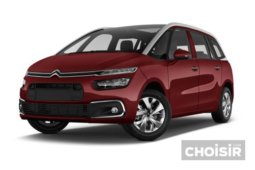 citroen grand c4 picasso puretech 130 s s eat6 live prix consommation caract ristiques. Black Bedroom Furniture Sets. Home Design Ideas
