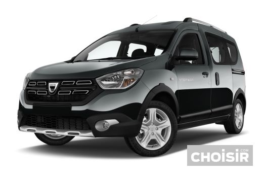 dacia dokker tce 115 stepway prix consommation caract ristiques. Black Bedroom Furniture Sets. Home Design Ideas