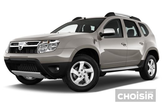 dacia duster 1 6 16v 105 4x2 sl garmin prix consommation caract ristiques. Black Bedroom Furniture Sets. Home Design Ideas