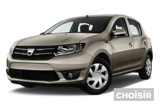 dacia sandero 1 2 16v 75 ambiance prix consommation caract ristiques. Black Bedroom Furniture Sets. Home Design Ideas
