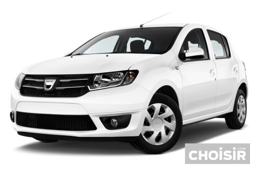 dacia sandero 1 2 16v 75 e6 prix consommation caract ristiques. Black Bedroom Furniture Sets. Home Design Ideas