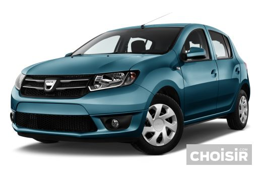 dacia sandero tce 90 e6 ambiance prix consommation caract ristiques. Black Bedroom Furniture Sets. Home Design Ideas