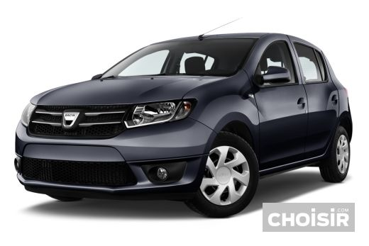 dacia sandero tce 90 stepway prestige prix consommation caract ristiques. Black Bedroom Furniture Sets. Home Design Ideas