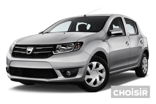 dacia sandero 1 5 dci 90 fap stepway prestige prix. Black Bedroom Furniture Sets. Home Design Ideas