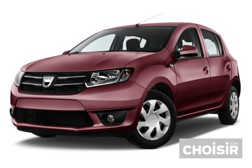 dacia sandero 1 2 16v 75 gpl silver line euro 5 prix consommation caract ristiques choisir. Black Bedroom Furniture Sets. Home Design Ideas