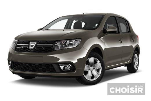 dacia sandero tce 90 gpl stepway prix consommation caract ristiques. Black Bedroom Furniture Sets. Home Design Ideas