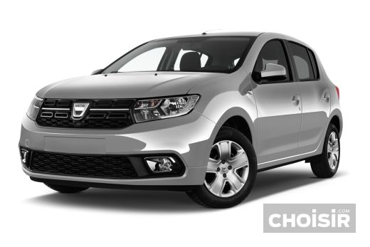 dacia sandero tce 90 stepway prix consommation caract ristiques. Black Bedroom Furniture Sets. Home Design Ideas