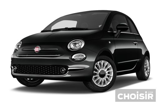 fiat 500 1 2 69 ch anniversario prix consommation. Black Bedroom Furniture Sets. Home Design Ideas