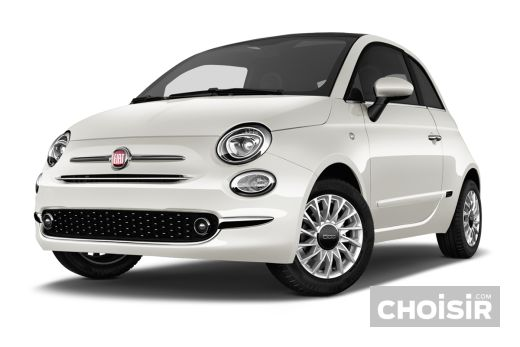 fiat 500 0 9 105 ch twinair s s lounge prix consommation caract ristiques. Black Bedroom Furniture Sets. Home Design Ideas