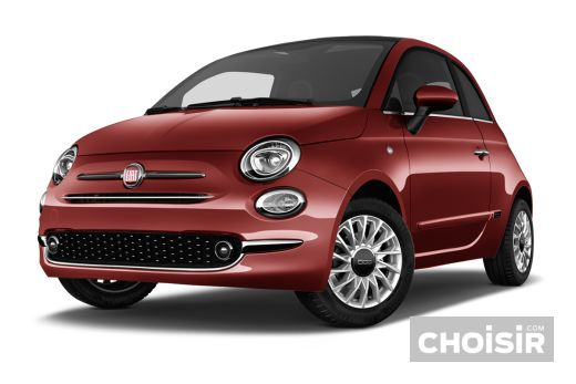 fiat 500 1 2 8v 69 ch color therapy prix consommation caract ristiques. Black Bedroom Furniture Sets. Home Design Ideas