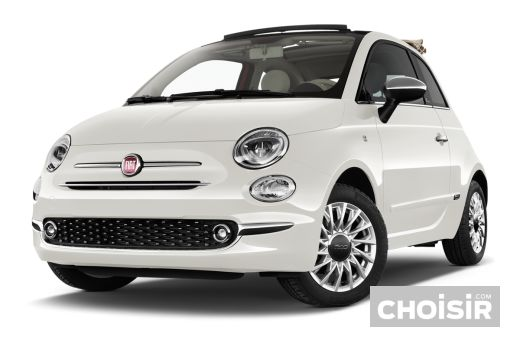 fiat 500c 0 9 85 ch twinair s s 500 60th prix consommation caract ristiques. Black Bedroom Furniture Sets. Home Design Ideas