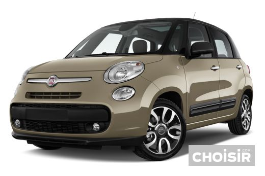 fiat 500l 1 4 16v 95 ch popstar prix consommation caract ristiques. Black Bedroom Furniture Sets. Home Design Ideas